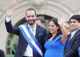 بالصور.. رئيس السلفادور يتعهد بـ
