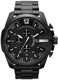 black diesel mega chief xl chronograph watch dz4283 men s black diesel mega chief xl chronograph watch dz4283
