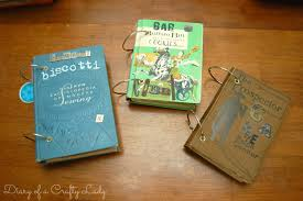 old book covers for cookbooks sbooks journals photo als plus 10 diy ideas