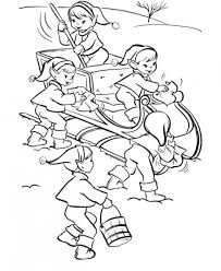 Small Picture Elf Christmas Colouring Printable Coloring Pages Christmas Elves