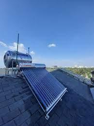 Máy nước nóng năng lượng mặt trời, thái dương năng Sơn Hà tại Quận 2
