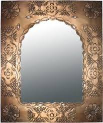Small Picture Tin Mirror Zagreb Mirrors for bathrooms Foyers and World