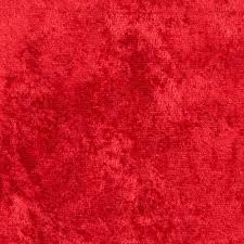 crushed velvet texture. Fabric Merchants Crushed Panne Velour Red - Discount Designer Fabric.com Velvet Texture I