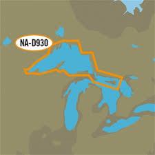 C Map 4d Local Chart Lake Superior