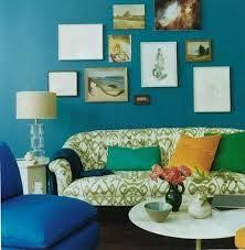 pea blue walls teal walls paint color white green upholstered sofa gl l pea blue slipper chair marble saarinen tail table