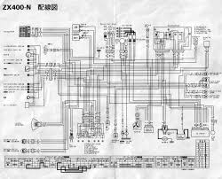ninja 750 wiring diagram schematics and wiring diagrams kawasaki klx250 electrical wiring system and cable color code