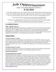100 Cover Letter Part Time Cover Letter For A Job Opening
