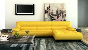 yellow leather sofa yellow leather couch yellow sofa and sleeper sectional yellow leather sectional sofa