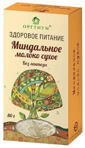 <b>Оргтиум</b> Молоко Здоровое <b>Питание</b> миндальное сухое — купить ...