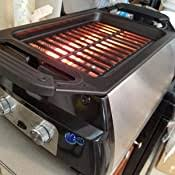 In this review, we've collected a variety of different when reviewing indoor grills, it's important to look at the different features and understand why they're important so you can decide what's right for. Amazon Com Electric Indoor Grill With Removable Non Stick Plate Infrared Heating Smokeless Technology Bbq Grill Home Improvement