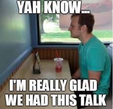 Image result for talking to a wall