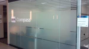 office glass windows. Frosted Window Film Installed For A More Obscure Feel. This Was The TAIslim Challenge ® Offices In Phoenix, Arizona Copyright © Accent By Masters Inc, Office Glass Windows M