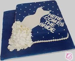 Bridal Shower Cakescoke