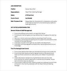writing a job description template. Writing A Job Description Template Job Description Sample Format