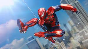 Wallpaper 4k spiderman shooting spider web4k 2018 games wallpapers. Marvel Spider Man Ps4 Game 4k Wallpapers Hd Wallpapers Id 27087