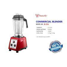 Butterfly B-591 blender, TV & Home Appliances, Kitchen Appliances, Juicers,  Blenders & Grinders on Carousell