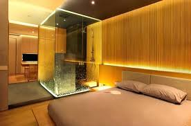 modern bedroom with bathroom. Bedroom And Bathroom Ideas Charming Modern Interior Design With Inside O