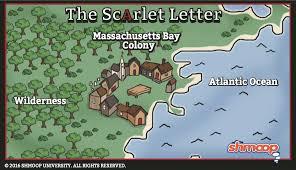 The Scarlet <b>Letter</b> Analysis   Shmoop