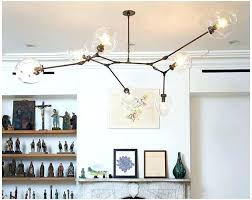 full size of foucaults orb smoke crystal chandelier 60 32 44 antique lamps photo 2 home