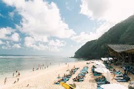 Tide Chart Uluwatu The Secret White Beach In Bali Review Of Sundays Beach