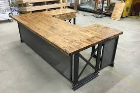 industrial office desk. u shape executive carruca office desk industrial furniture modern commercial m