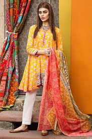 New Pakistani Cloth Designs Khaadi Latest Summer Lawn Dresses Designs Collection 2019
