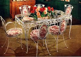 home sweet home vintage garden furniture