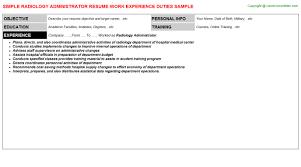 Service Now Administrator Resume Talktomartyb Inspiration Servicenow Developer Resume