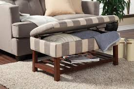coaster  grey fabric storage bench  stealasofa furniture
