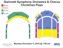 Christmas Pops Concert Infinite Energy Center