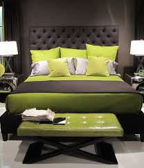 Modern Green Bedroom Brown And Lime Green Bedroom Ideas Shaibnet