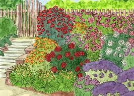planning a garden fragrant garden