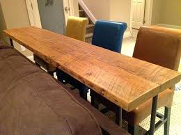 narrow counter height table. Narrow Counter Height Table Long Shocking Sofa Design Awesome Contemporary Home Small . N