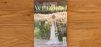 Manchester Wedding Magazine Front Cover Manchester Wedding