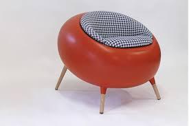 Sculptural Chair Design Adding Cheerfulness to Modern Interior