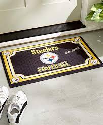 more options nfl embossed doormats