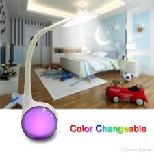 Mood Lighting Living Room 2017 Eye Protection Desk Lamp Led Dimmable Mood Lighting Color