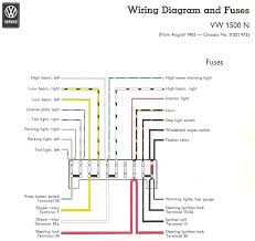 thesamba com type 3 wiring diagrams new fuse box diagram fuse box VW Bug Wiring-Diagram thesamba com type 3 wiring diagrams new fuse box diagram