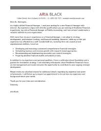 Accounting Cover Letter For Resume Accounting Cover Letter Samples