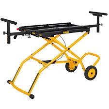 dewalt table saw stand. dewalt 32-1/2 in. x 60 rolling miter saw stand dewalt table