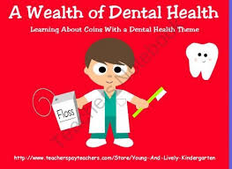 Dental Health Will Be A Lot Of Fun With This Interactive