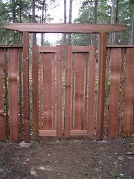 55 best fences images on double garden gates