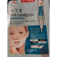 Тканевая <b>маска</b> для лица MEDI HEAL V.T.R. - «<b>Маска для</b> ...