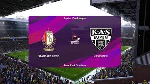PES 2020 | Standard Liege vs Eupen - Belgium Jupiler League | 22 September  2019