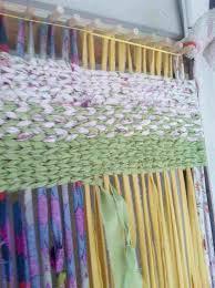 diy rag rug loom woven rosepath using flannel sheets s rhcom on our giant potholder