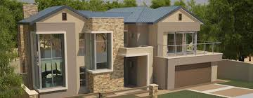 modern double story house plans elegant house plans south africa
