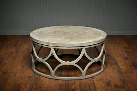 round concrete coffee table eye catching outdoor coffee table of concrete round rowan gardens round concrete