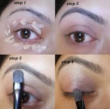 pink eye makeup tutorial 1