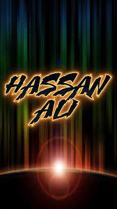 Hassan ali as a ART Name Wallpaper ...