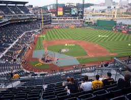 Pittsburgh Pirates Stadium Seating Chart Pnc Park Section 312 Seat Views Seatgeek
